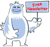 Sign Up for Yeti Nother Adventure Newsletter