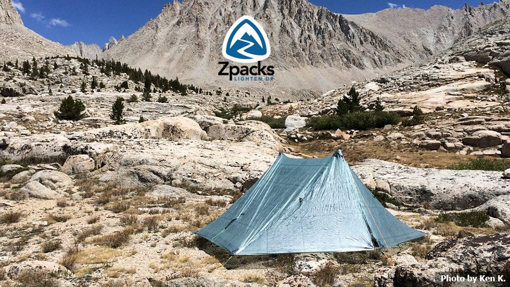Zpacks Duplex Ultralight Two Person Tent